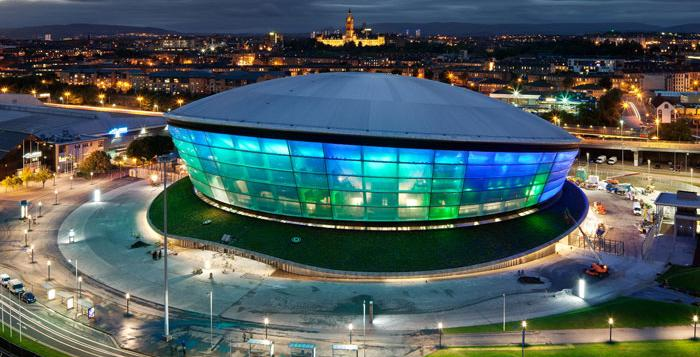 SSE Hydro, Scotland, UK