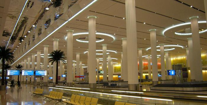 Dubai International Airport, Dubai