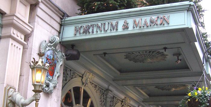 Fortnum & Mason, London, UK