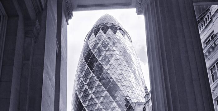 The Gherkin, London, UK