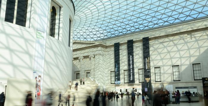 The British Museum Extension, London, UK