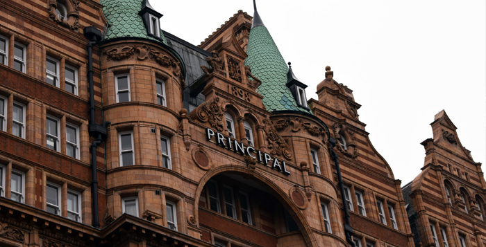 Hotel Russell, London, UK