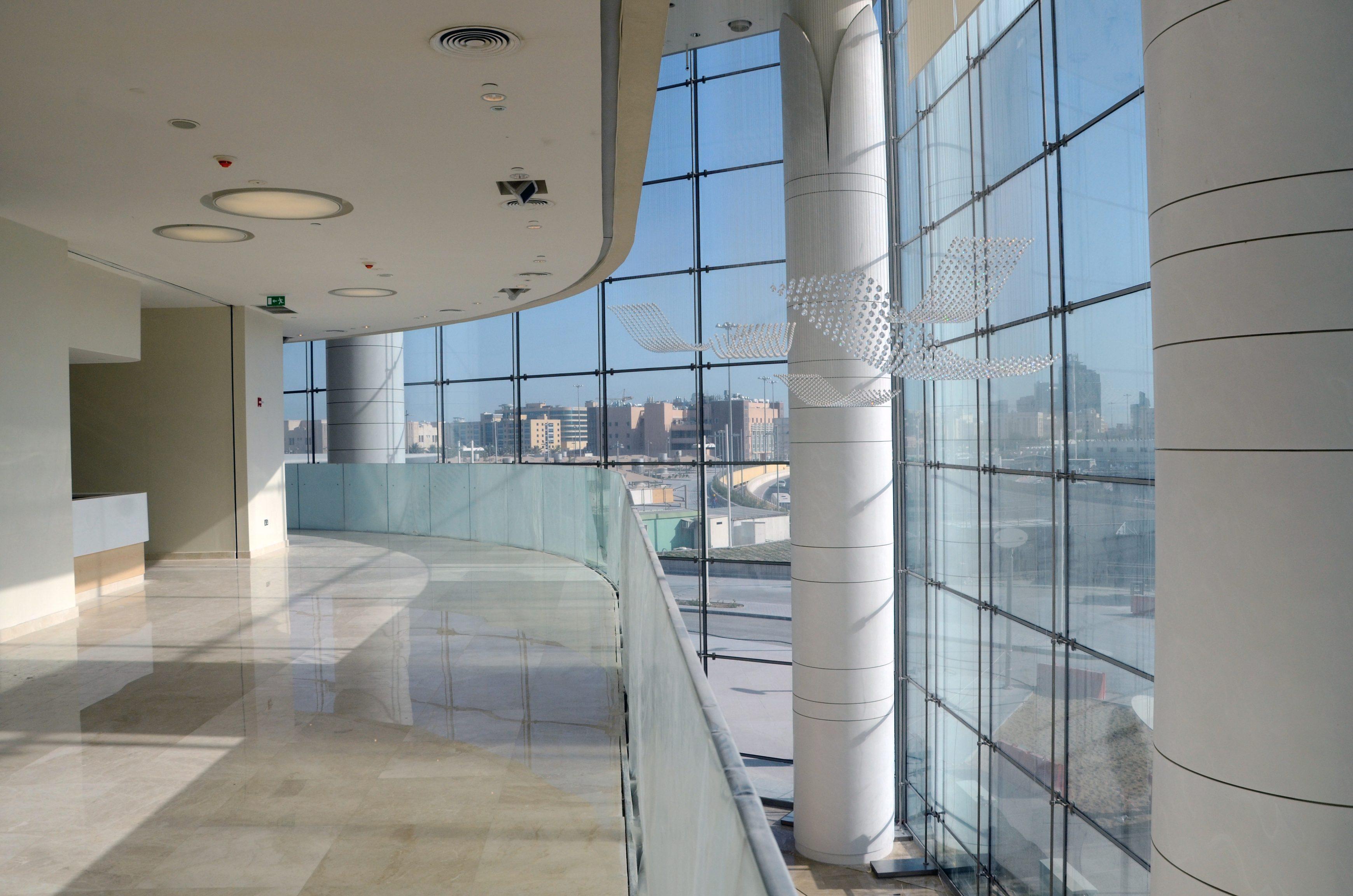 Hamad Bin Khalifa view