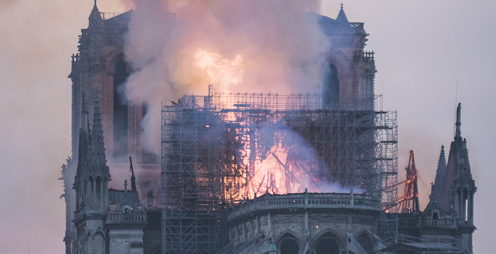 The importance of fire safety in historic buildings