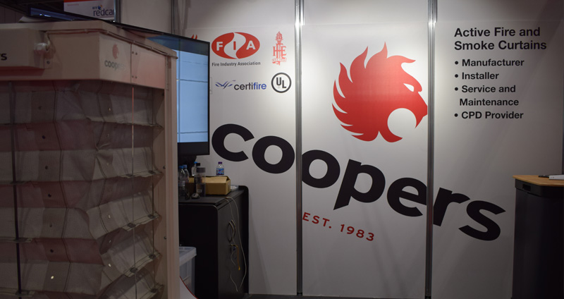 Coopers Fire at Firex 2019