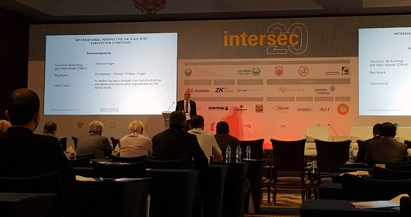 Coopers Fire at Intersec 2019