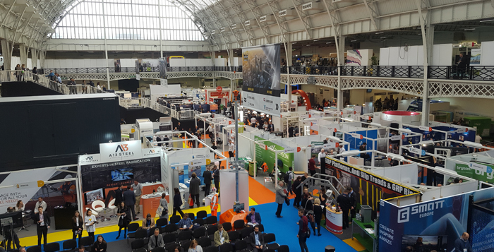 Coopers Fire at London Build 2019