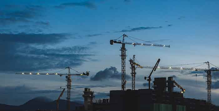A global construction boom