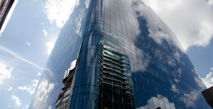 Aldgate Tower: A Fire Curtain Case Study