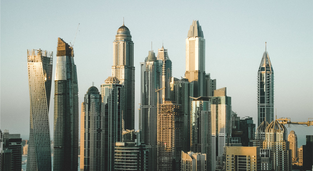 Dubai's architecture: Land of skyscrapers