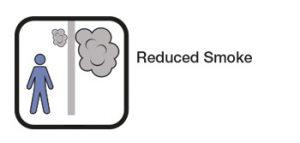 Smoke Control (Sa) Icon