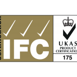 IFC certification logo