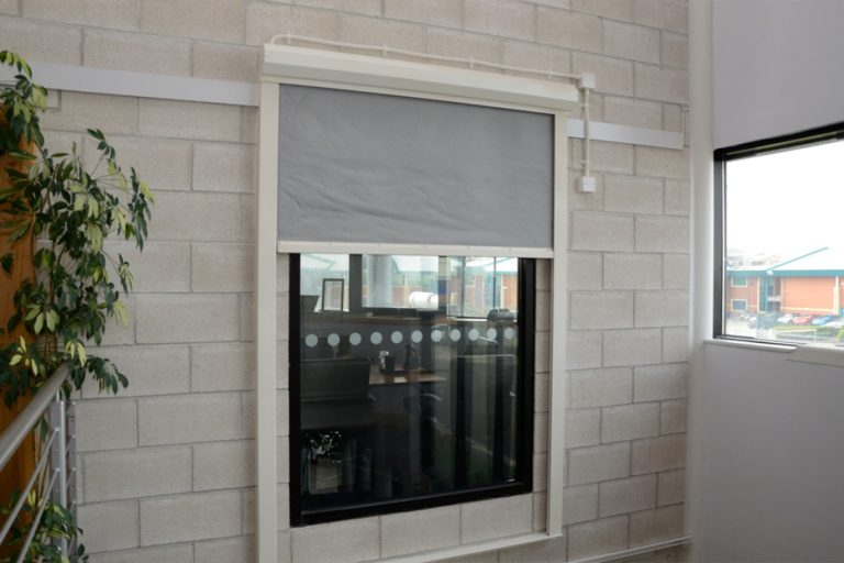 The Vii®Fire curtain
