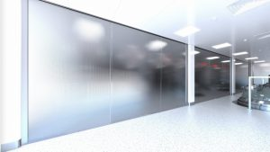 The FireMaster Cleanroom Fire Curtain