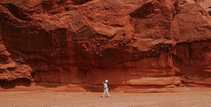 Fires on Mars? How to Uphold Fire Safety Off-Planet