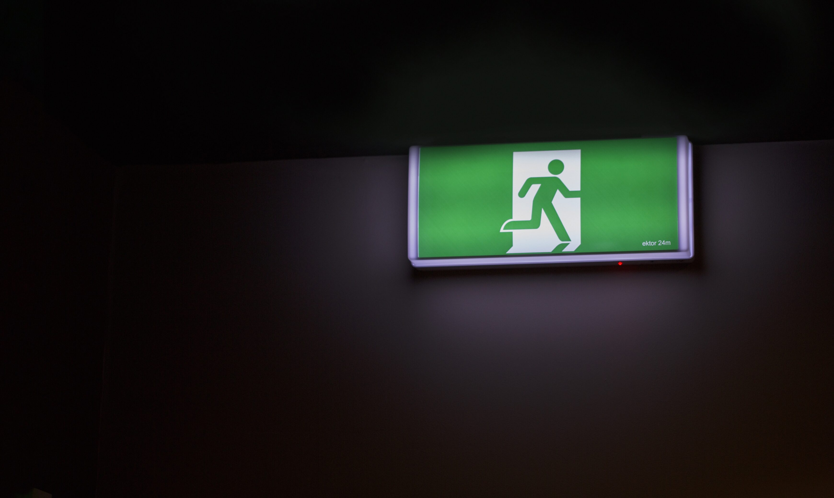How Many Fire Exits does a Building Need?