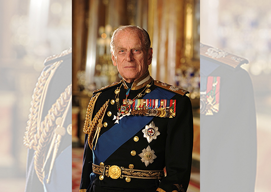 HRH Prince Philip, The Duke of Edinburgh, 1921-2021