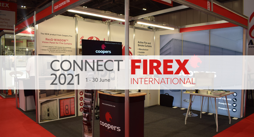 Coopers Fire at Firex Connect 2021
