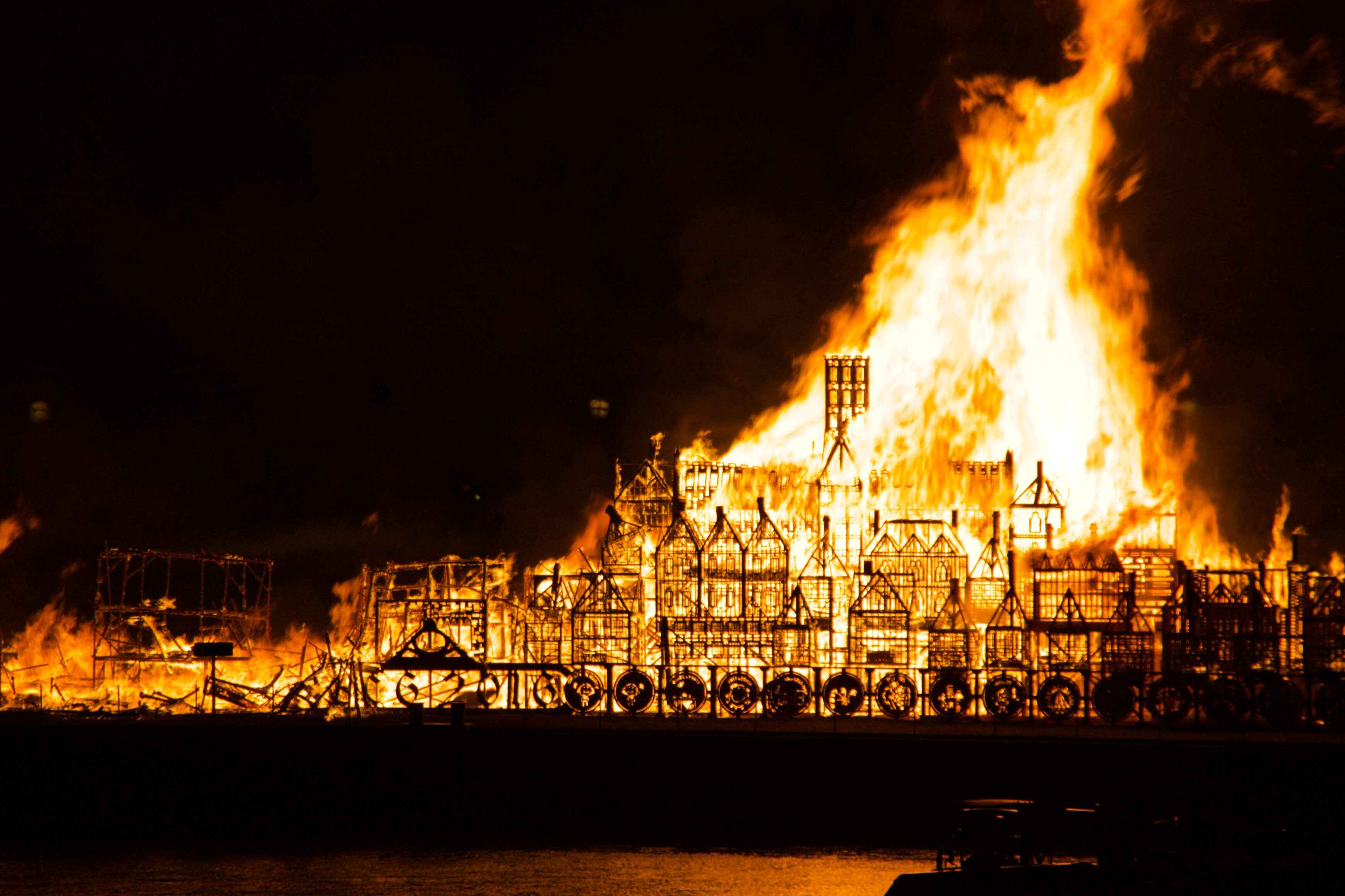 With advancements in fire safety and technology, while not impossible, it is almost certain that the Great Fire of London won't happen again.