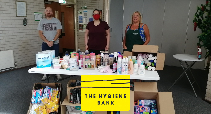 Coopers Fire raise money for The Hygiene Bank