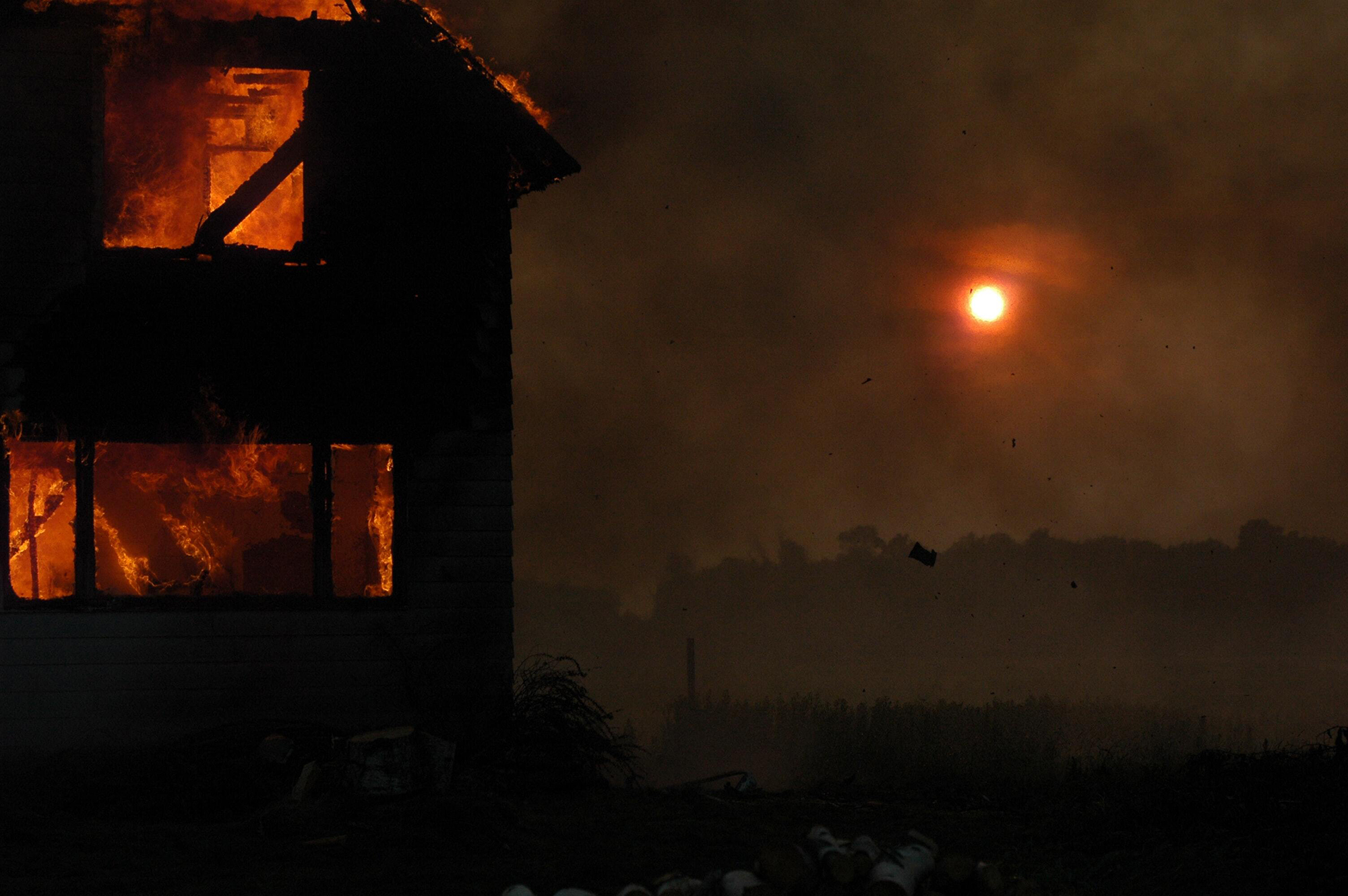 Dealing with the Aftermath of a House Fire